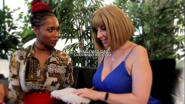 """Sarai Minx """"The Carpet Lady"""" Sara Jay & Mr. Jordan trailer"""