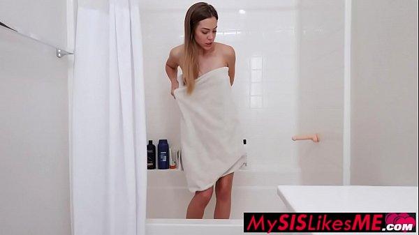 Blue Eyed Stepsister Bang - Avery Cristy - FULL SCENE on http://MySISLikesME.com