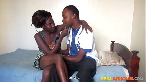 Real African Amateur Face Fucked and Fingered O...