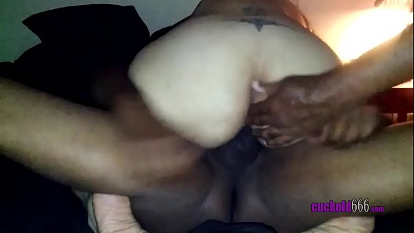 Naughty Amateur Slut With Big Ass Takes BBC