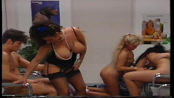 Klinik-Sex - full vintage movie of 1994 with Tiziana Redford aka Gina Colany
