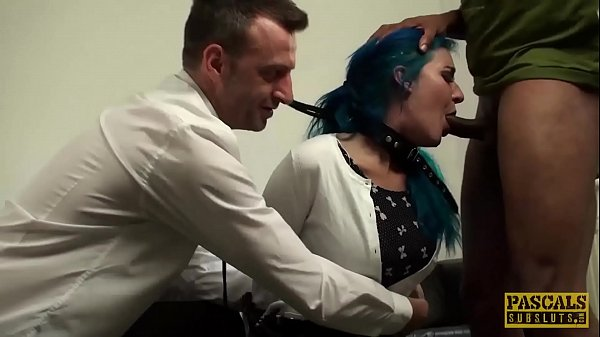 Alexxa Vice double penetrated and punished in h...