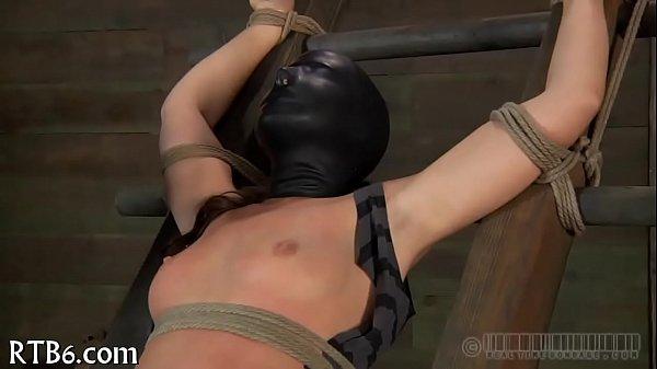 Rough slavery porn
