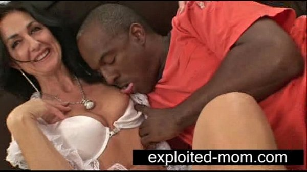 Sexy mature taking black dick in her twat Interracial Wife Video