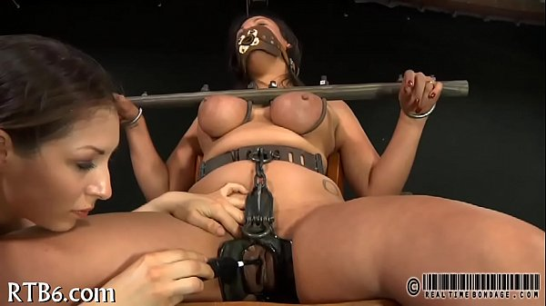 Anal castigation with s. squirting