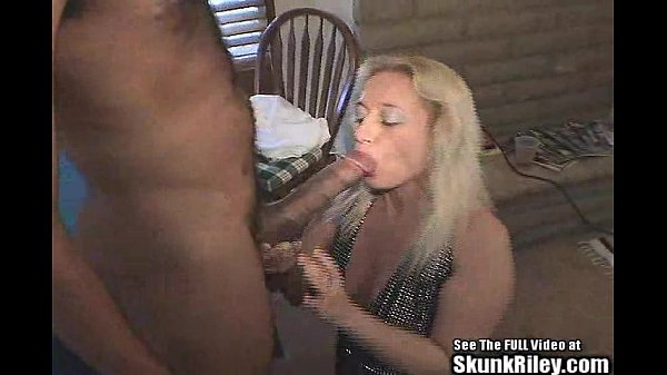 Husband wants wife to fuck a black guy