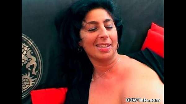 Busty milf fucks her colleague at the