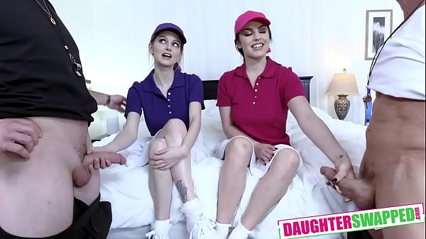 Nadya Nabakova, Raven Reign In Diabolical Dads Swap Their Ace Daughters Thumb
