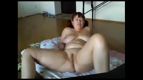 Milf naked showing tiny lovely pussy