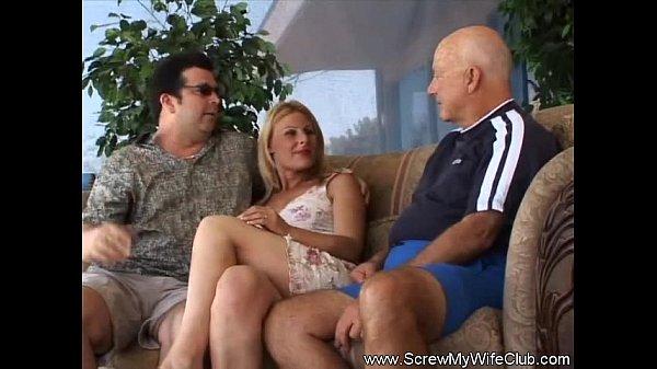 Watching Wifey Fuck A Stranger