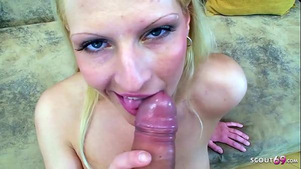 Big Saggy Tits Czech Girl Rough POV Pickup Casting Sex