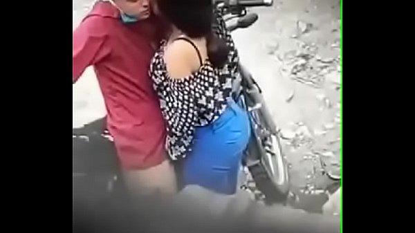 Un rapidin en la moto