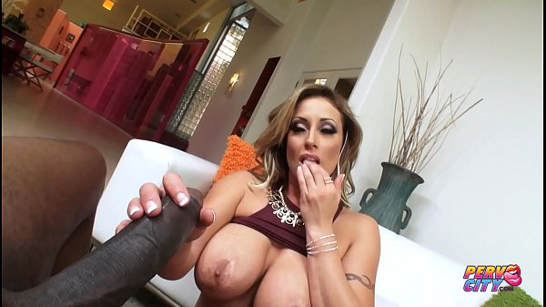 PervCity BBC For Big Tit MILF Eva Notty