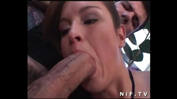 young french deep anal fucked