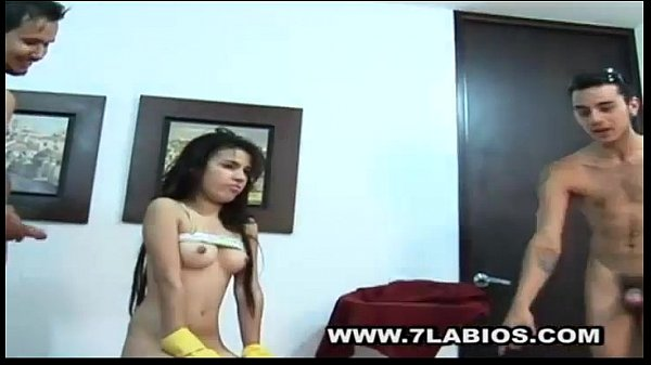 b. Colombian actress initiation