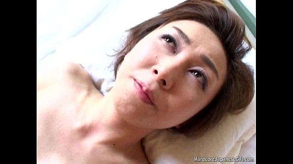 Sultry Japanese MILF Tastes Some Hard Pounding Sex