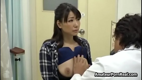 Wife Japanese Milf Sex In Gyno Exam By Perverse Doctor