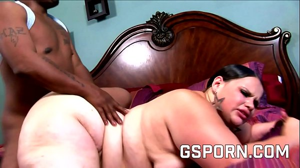 Xl fat chubby fucking hard by big black cock
