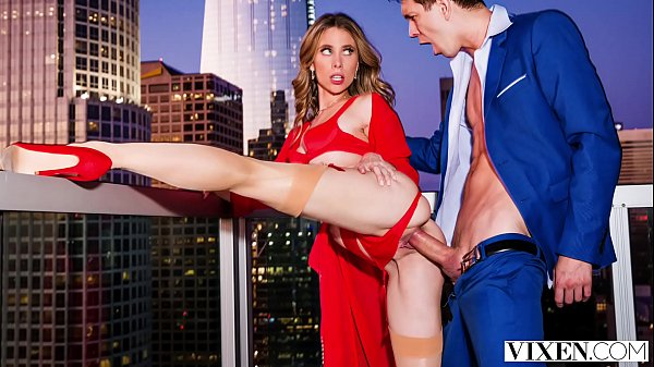 VIXEN Anya Olsen treats her man well