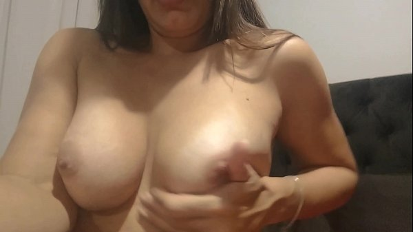 The beautiful natural tits of my hot wife