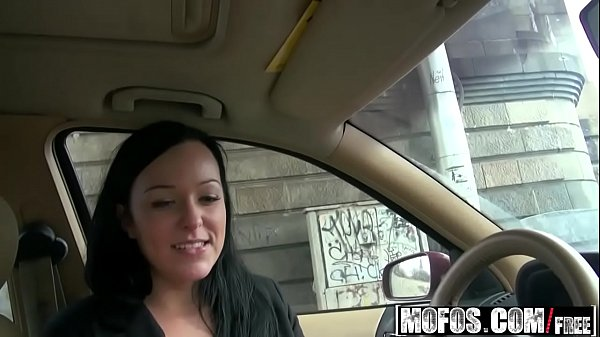 Mofos - Public Pick Ups - (Natali Blue) - Running the Meter on that Pussy