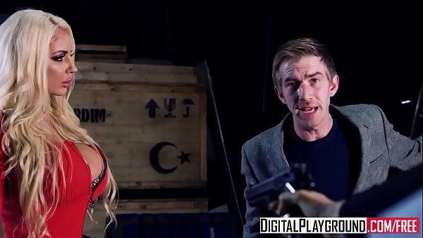 DigitalPlayground - Fly Girl Final Payload Scene 5 (Jasmine Jae, Nicolette Shea, Danny D)