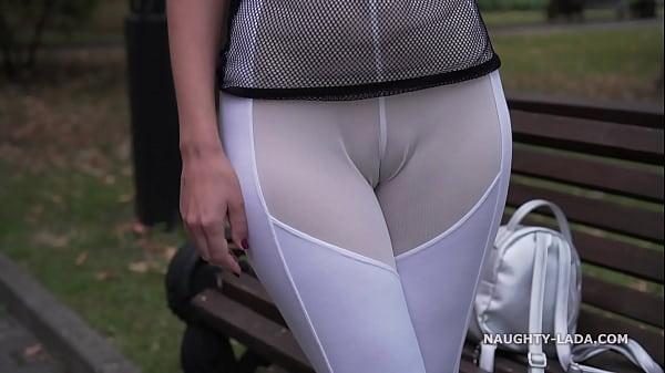 Rubbing Cock Through Pants