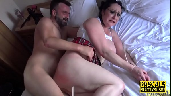 Submissive gets big ass pounded