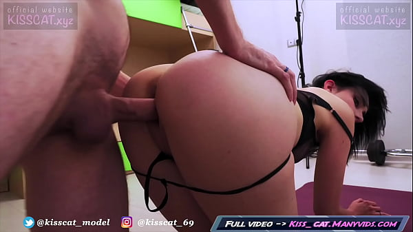 Step Brother Tied Up Sister & Fucked Cum On Pus...