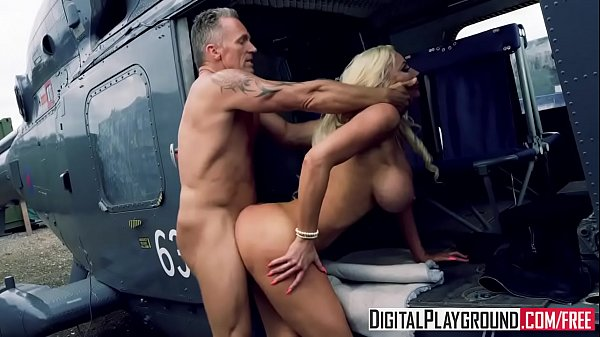 DigitalPlayground - Fly Girls Final Payload Scene 4 (Nicolette Shea, Marcus London) Thumb