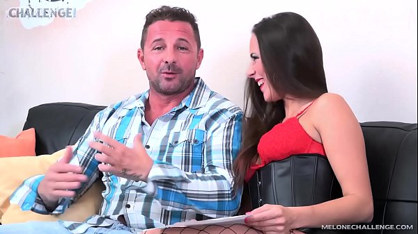 Melonechallenge Loved anal hardcore for Mea Melone from her friend David Perry