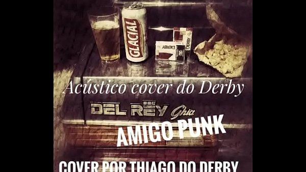 Acústico cover do Thiago Derby Amigo Punk