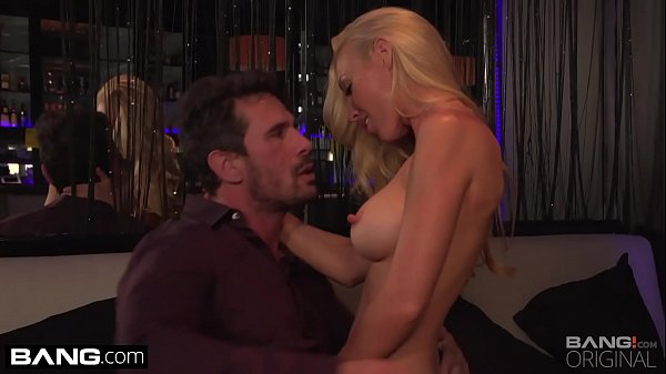 Kayden Kross Fucking a client in the strip club