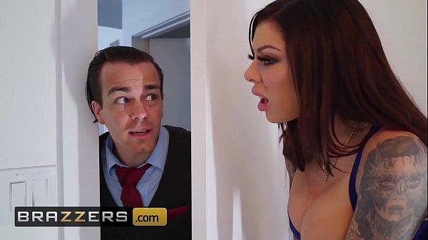 Pornstars Like it Big - (Karma Rx, Ricky Johnson) - Turning Party Tricks - Brazzers Thumb