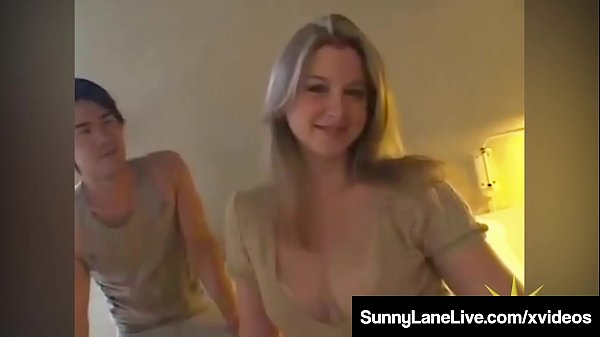 Me Chinese! Me Be Slick! Me Fuck Sunny Lane With My Dick!