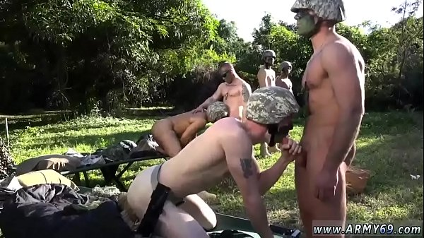 Older guy and young gay twinks