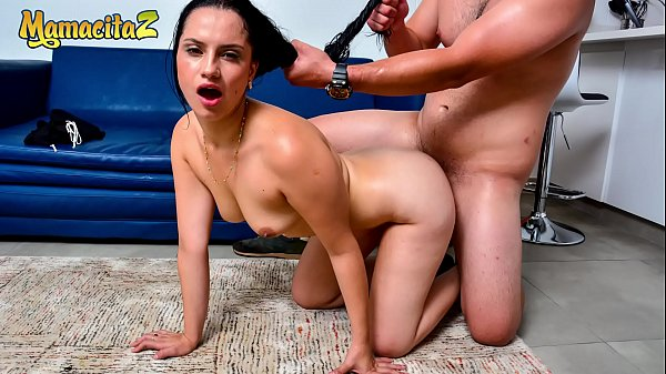 MAMACITAZ - Hot Amateur Latina Ines Buenavida Goes Hardcore In r. Sex