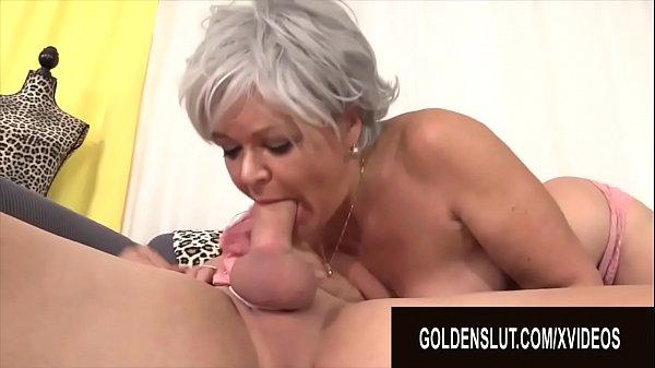 Golden Slut - Older Ladies Show off Their Cock ...