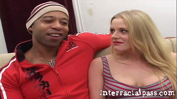 Beautiful Amateur Estelle Gets A Ride On The BBC!! Thumb