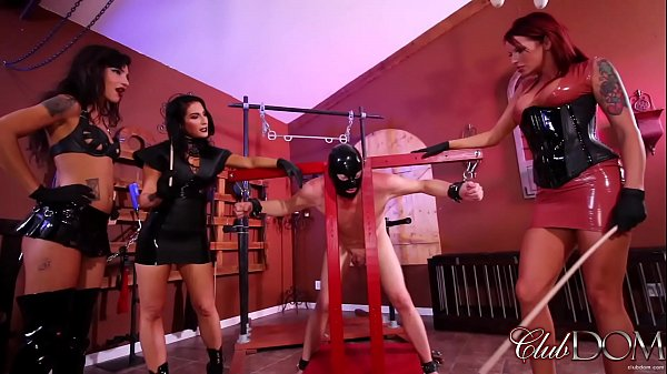 Raven and Bella Teach Kitty: Caning/Raven and Bella Teach Kitty: Chindo