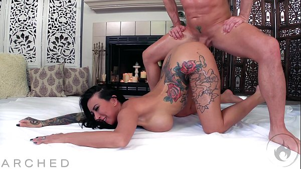 ARCHED: Lily Lane Oiled and Fucked by Laz Fyre