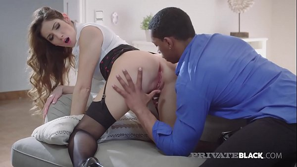 Private-Black - Hot Clea Gaultier Banged By Big...