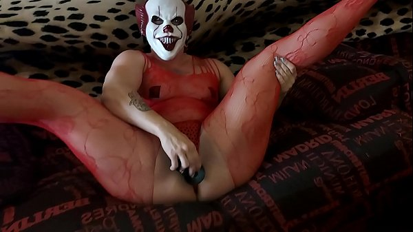 Horny and terrifying for you