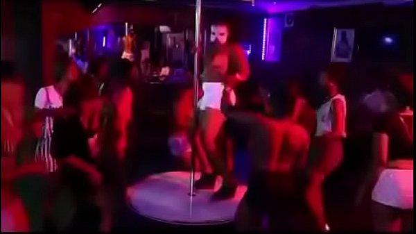 Nigerian nightclub (Nollywood scene