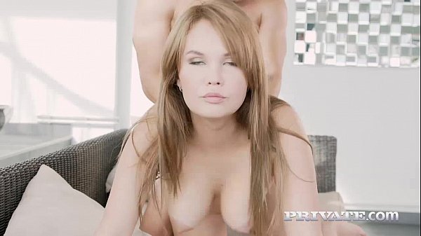 Private.com - Teen Courtney Blue Gets Cum on Her Tits