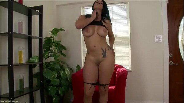 Cristal Caraballo Loves Finger Masturbation