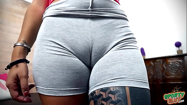 Incredible Ass and Puffy Cameltoe Sexiest Babe ...