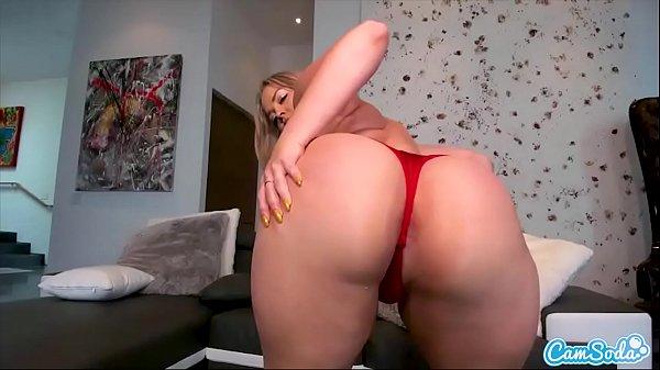 CamSoda - Alexis Texas Big Butt Pussy Spread Masturbation