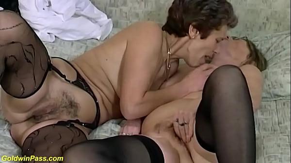 extreme wild lesbian german grandmas