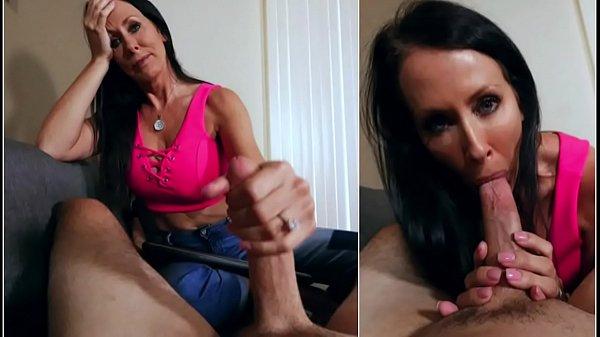Porno mamma ha dato il figlio per Sborrata